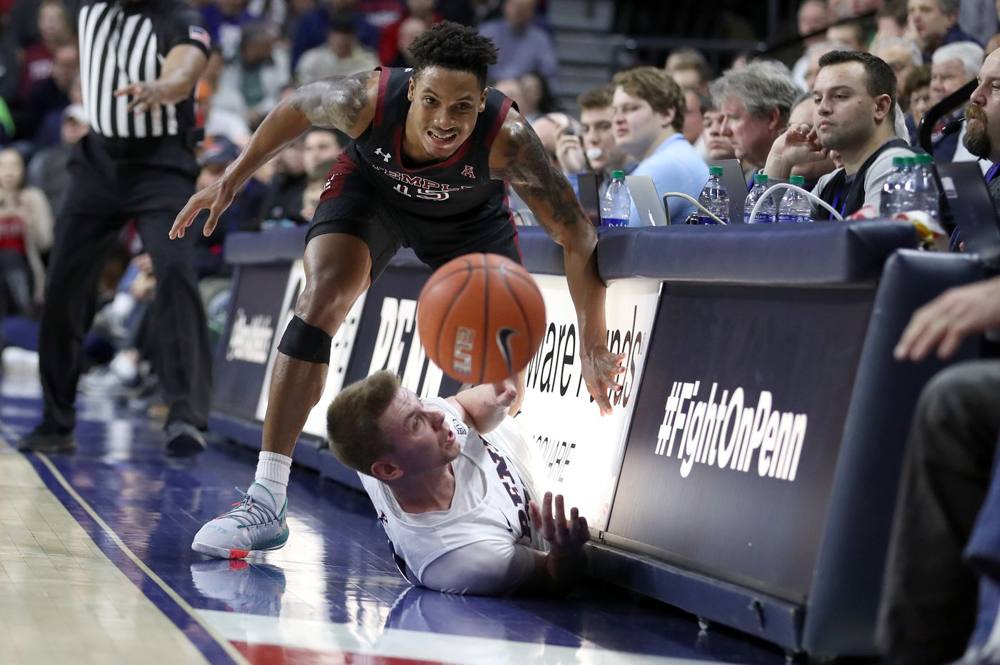 Penn 66, Temple 59: Stats and highlights from Quakers' Big 5 win