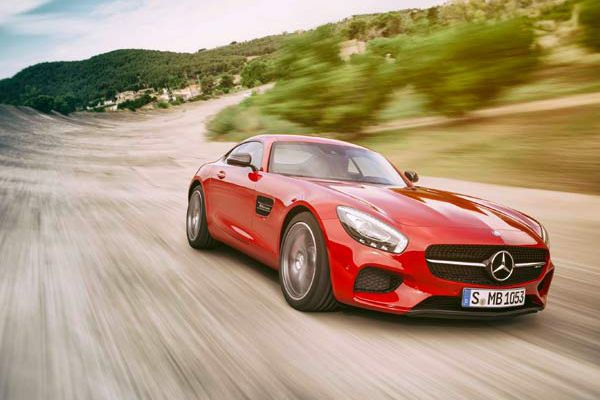 Mercedes-AMG GT S muscles in on the sports car segment