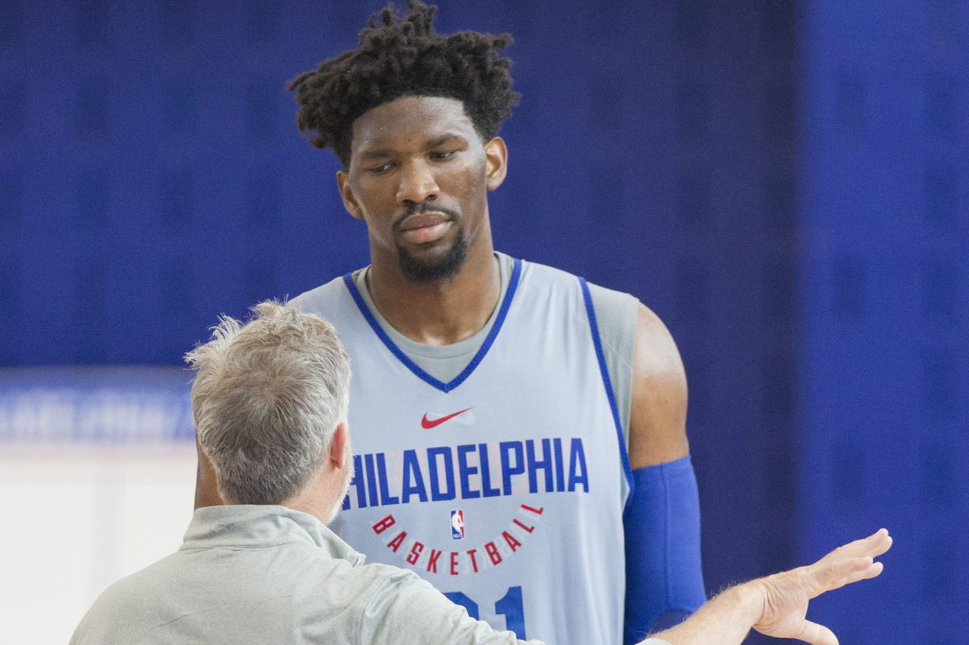 Sixers' Joel Embiid signs $146 million extension