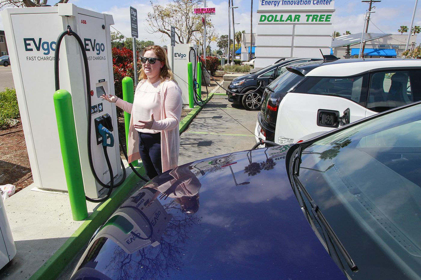 The Electric Vehicle Tax Credit Should Be Taken Off Road George Will