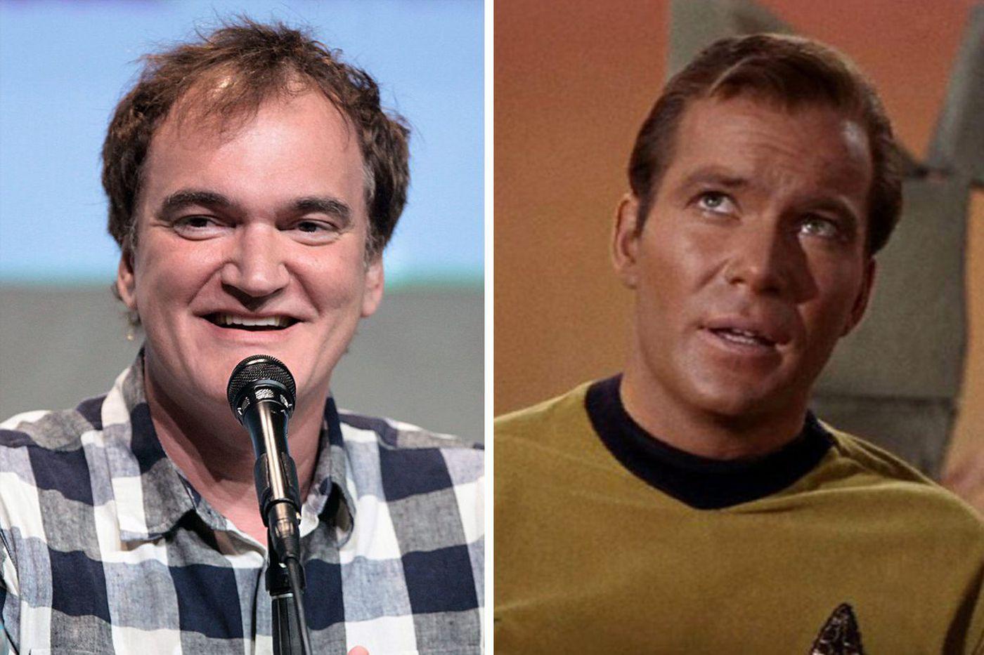 'Kill Bill' director Quentin Tarantino could direct the next 'Star Trek' movie