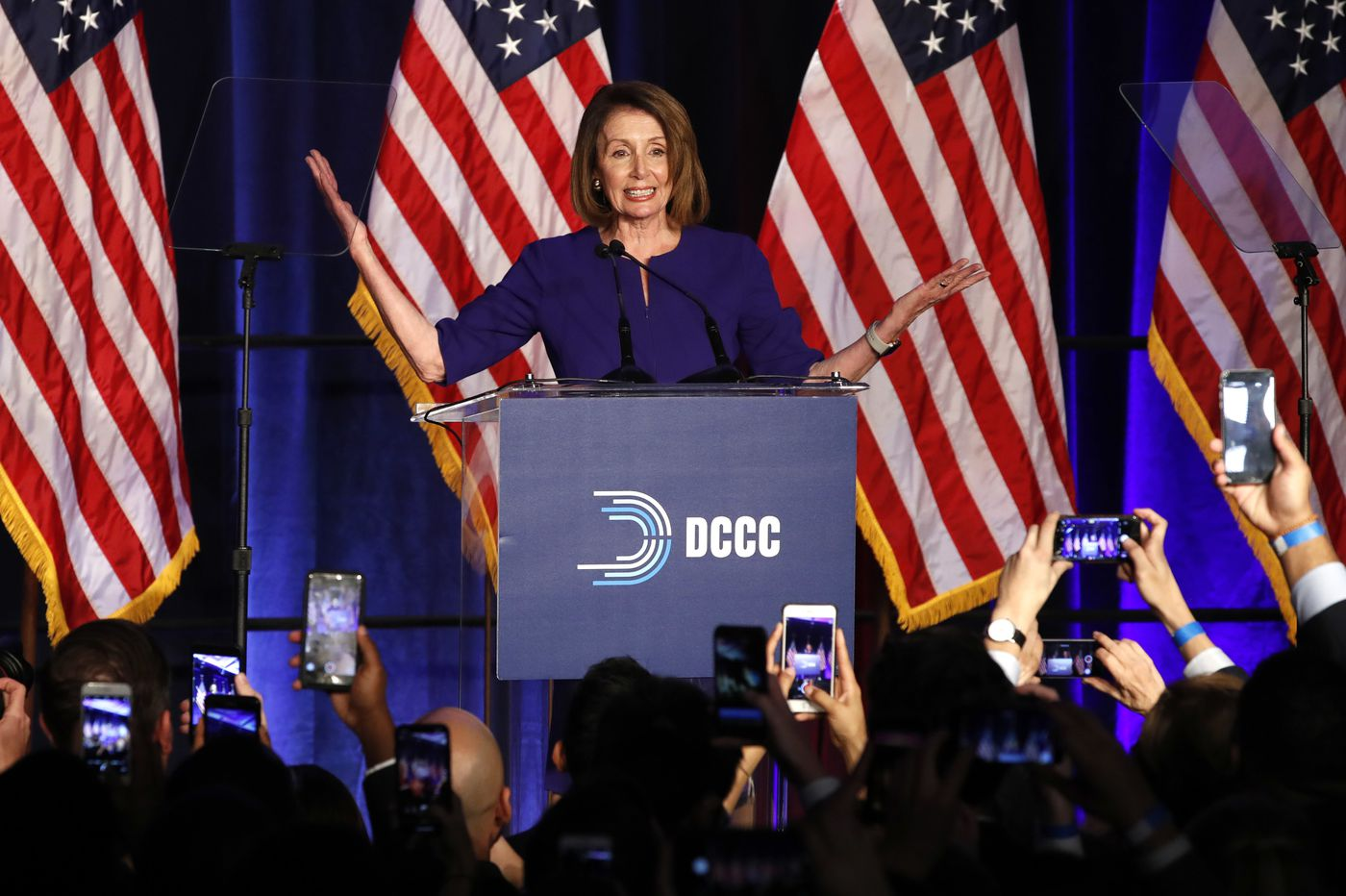 Where Philly-area Democrats stand on Nancy Pelosi