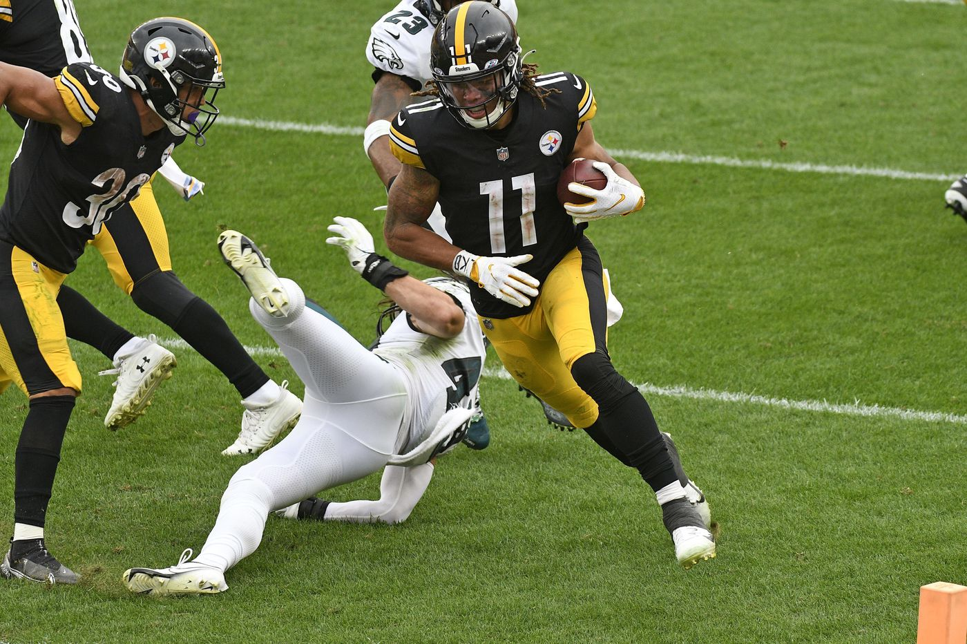 Jim Schwartz deserves the blame for the Eagles' loss to the Steelers. He also ducked the fallout again.   Mike Sielski