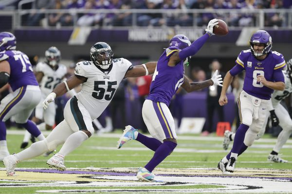 Vikings 38, Eagles 20: Stefon Diggs pillages Birds' defense in Week 6 loss