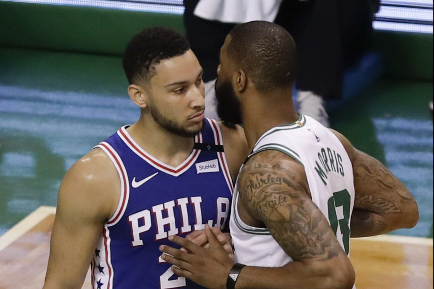 Poof: Ben Simmons, Sixers, and maybe the series just disappeared | David Murphy