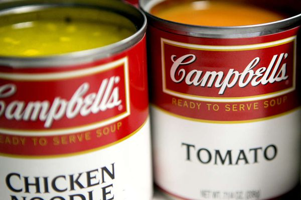 Can Campbell make soup hot again, as cultural icons from another era search for a fresh future?