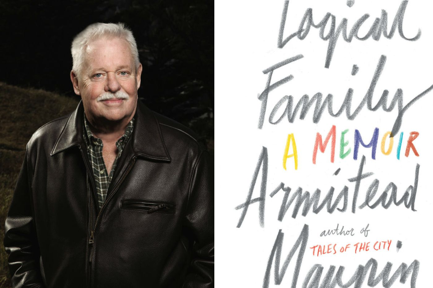 'Tales of the City' 's Armistead Maupin narrates his San Francisco roots in 'Logical Family'