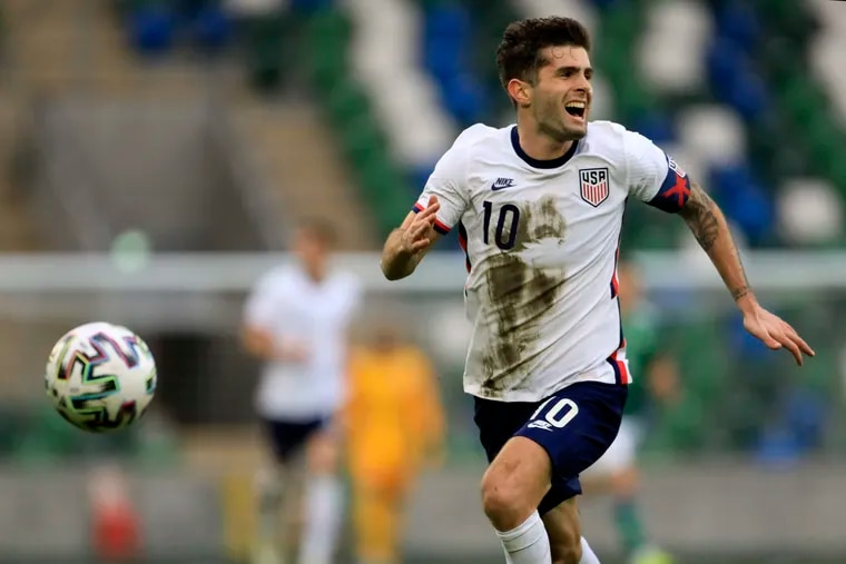 Christian Pulisic and the U.S. men's soccer team enter qualifying for next year's World Cup on Thursday.