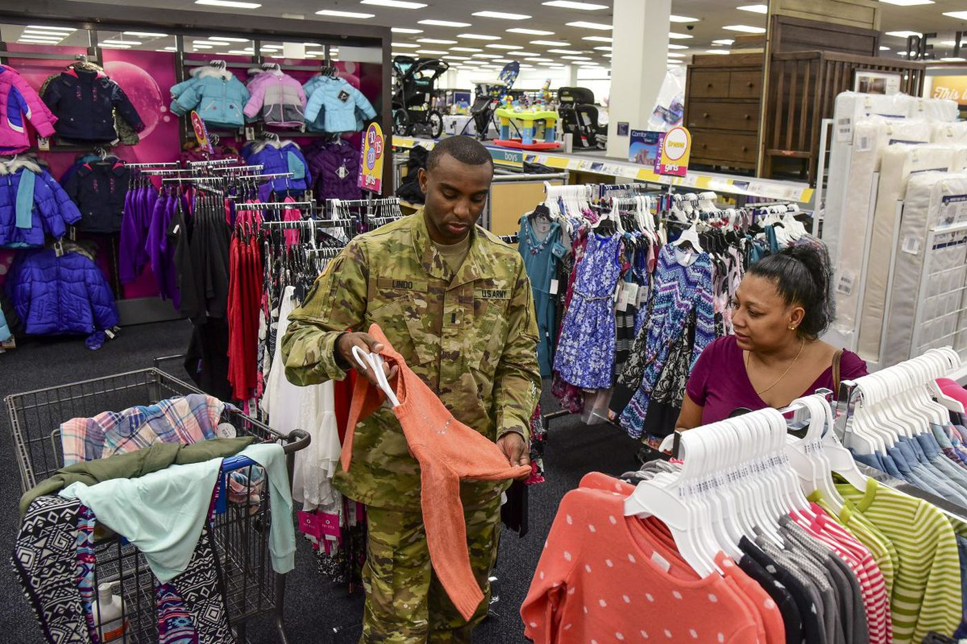 In time for Veterans Day: Veterans can get tax-free online shopping for life