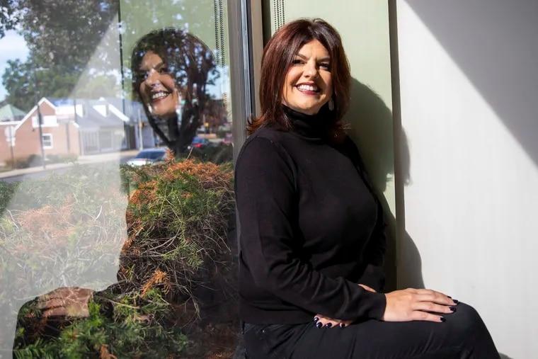 Christine Visco, of Conshohocken, Pa., president and COO of Terra Vida Holistic Center.