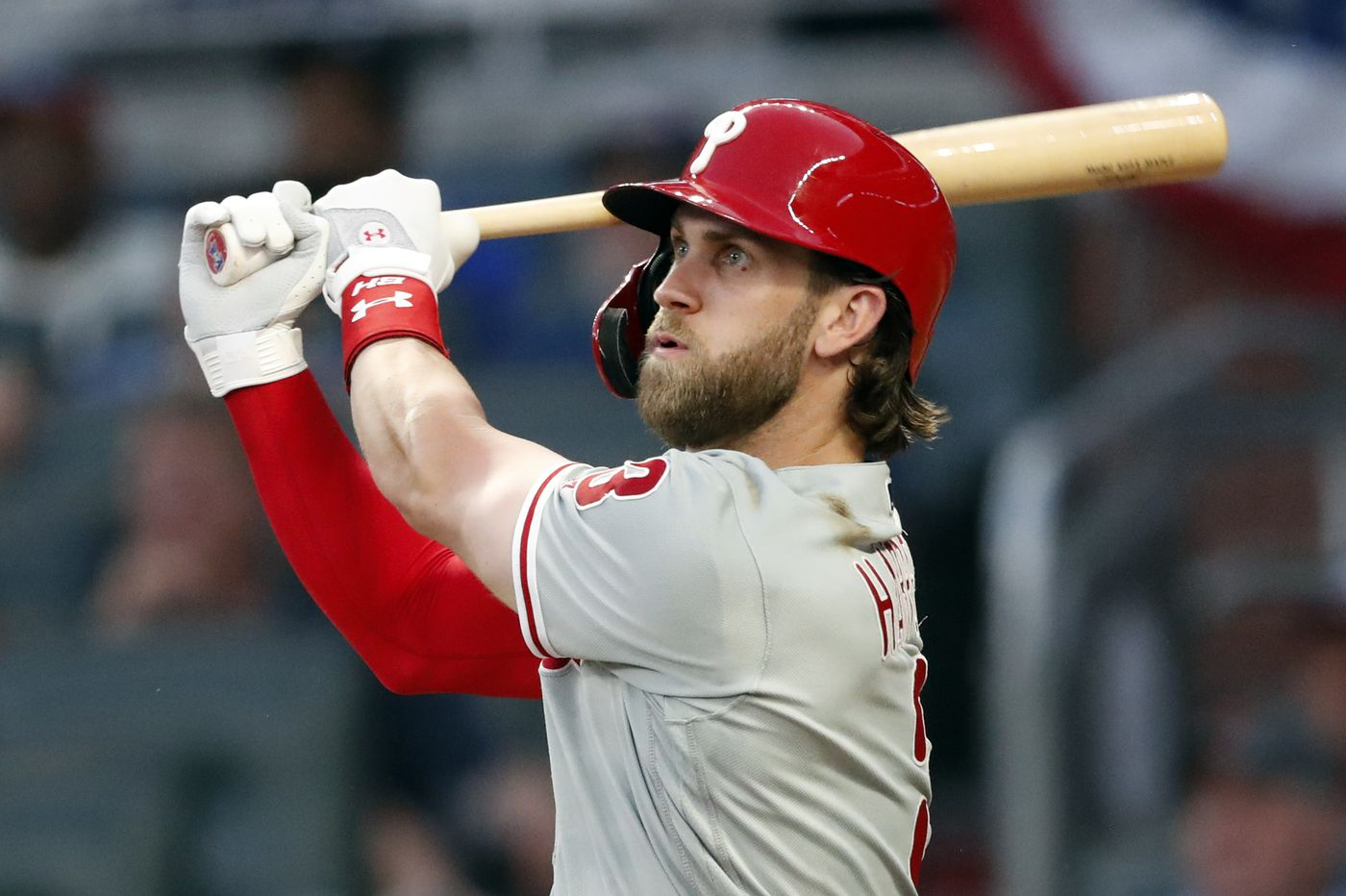 Bryce Harper is not an All-Star, but agent Scott Boras thinks he should be
