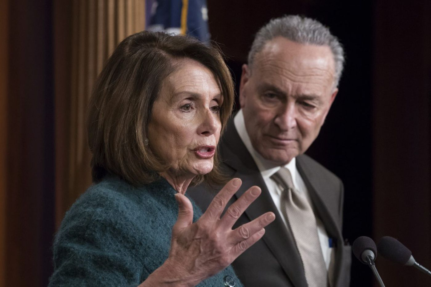 Congress passes budget with little time to spare