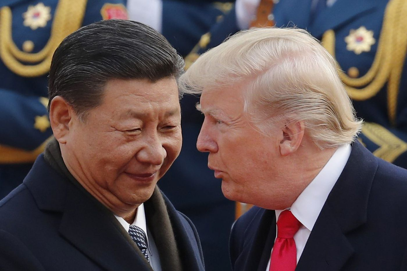 Trump's Asia trip reveals foreign policy doctrine of 'Me, Me, Me' | Trudy Rubin