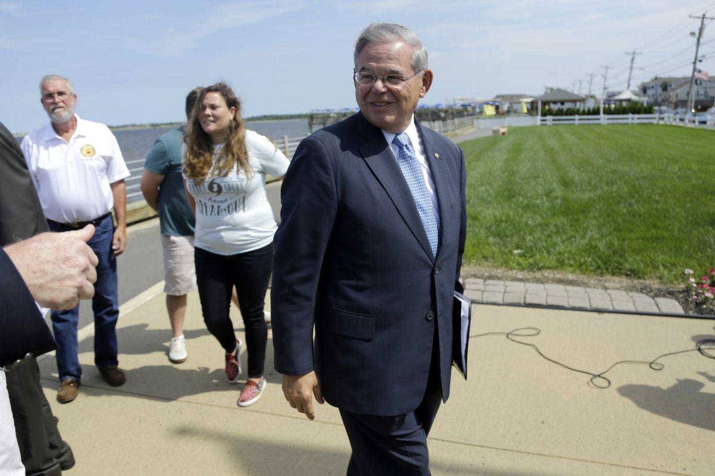 Bribery trial for U.S. Sen. Bob Menendez to open