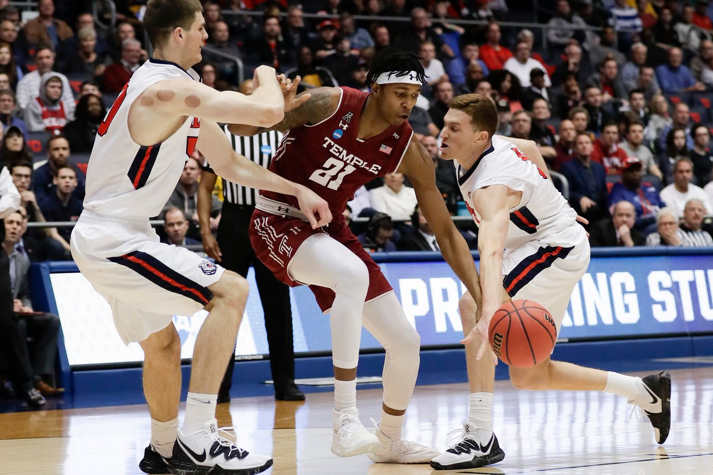 A more versatile Belmont team ended Temple's NCAA Tournament hopes