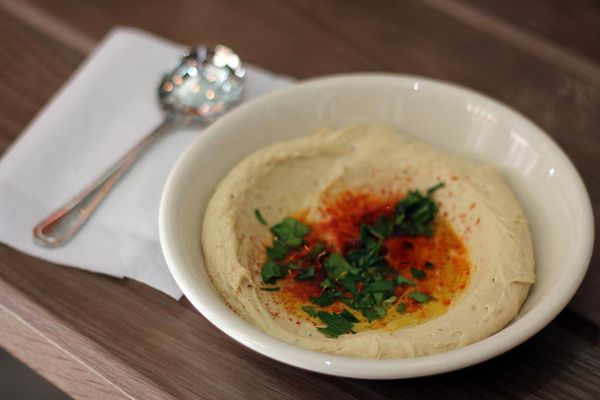 Dizengoff, the hummus shop, to open at Franklin's Table Food Hall at Penn
