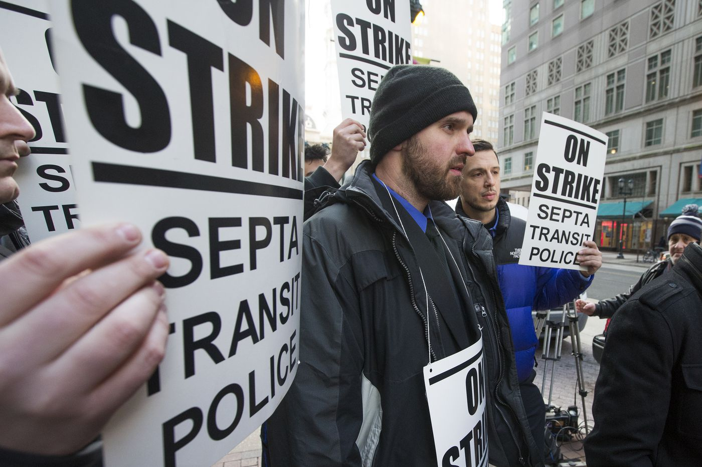 The difference between the SEPTA police strike and the recent teachers' strikes — and why it matters