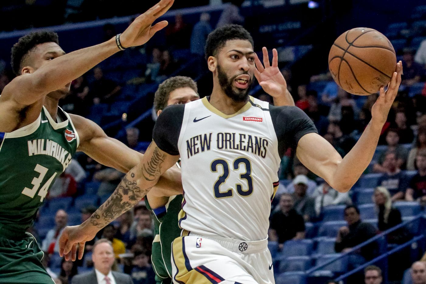 Pelicans agree to trade Anthony Davis to Lakers, report says