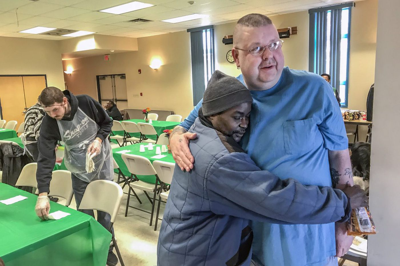 Former Jersey Klansman found forgiveness and an unlikely friend in a black church
