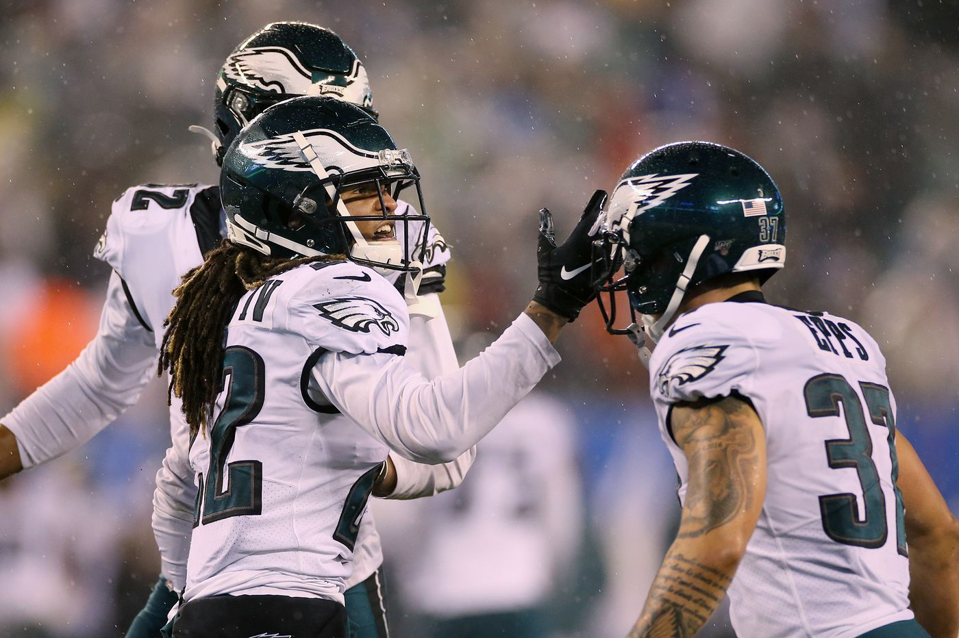 Eagles host Seahawks in NFC wild card playoff game Sunday at 4:40 p.m.