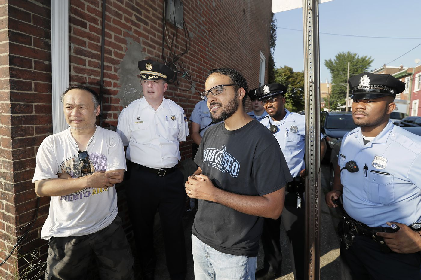 This Philly block is a window into the city's battle against gun violence | Mike Newall