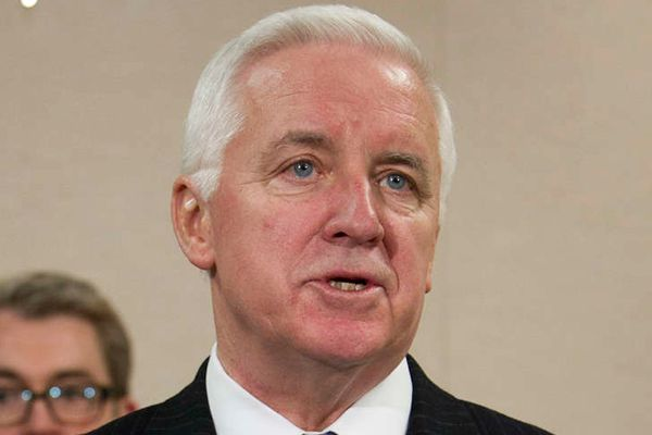 Corbett prepared to miss budget deadline to get his initiatives done