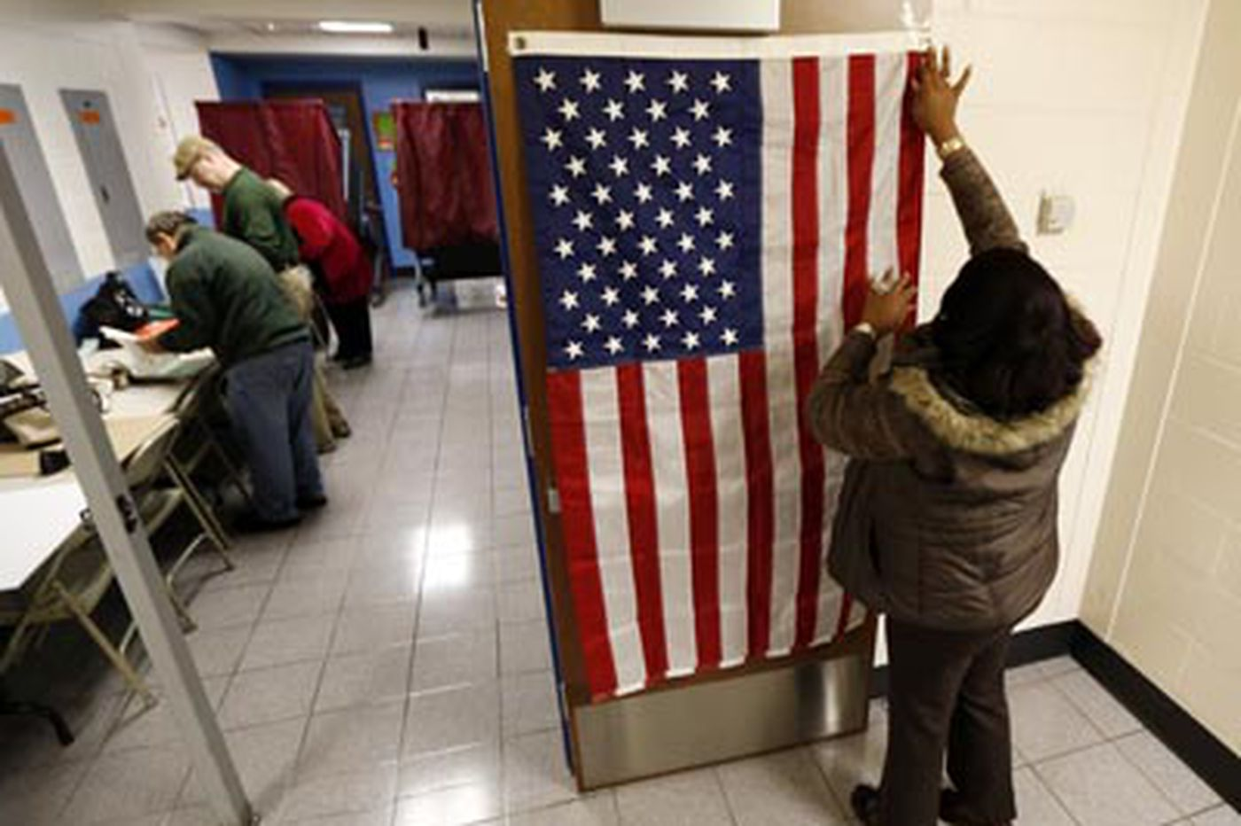 Congressmen: You have no right to vote