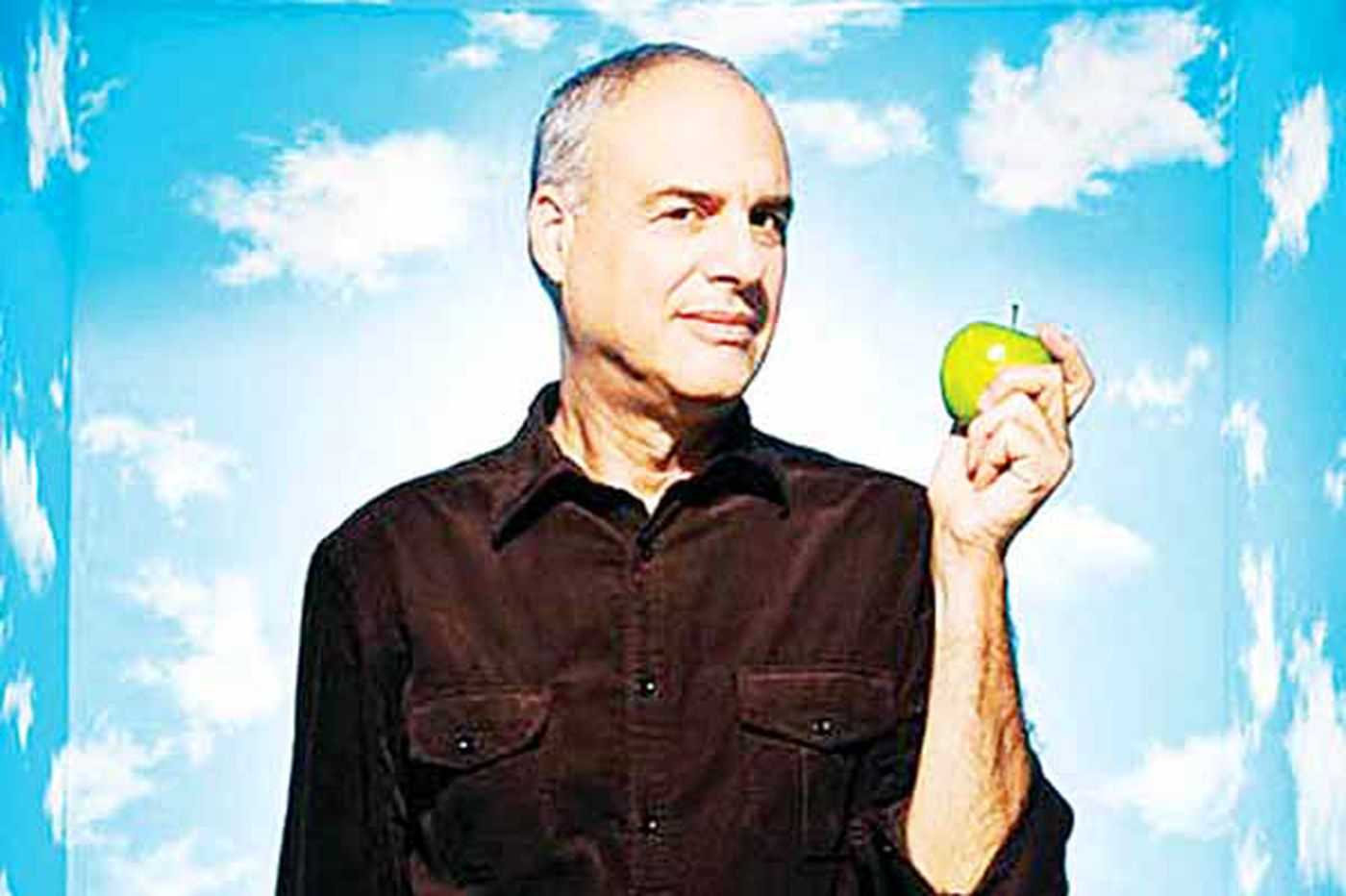V for Veg: Talking with Mark Bittman about his 'VB6' strategy for healthful eating
