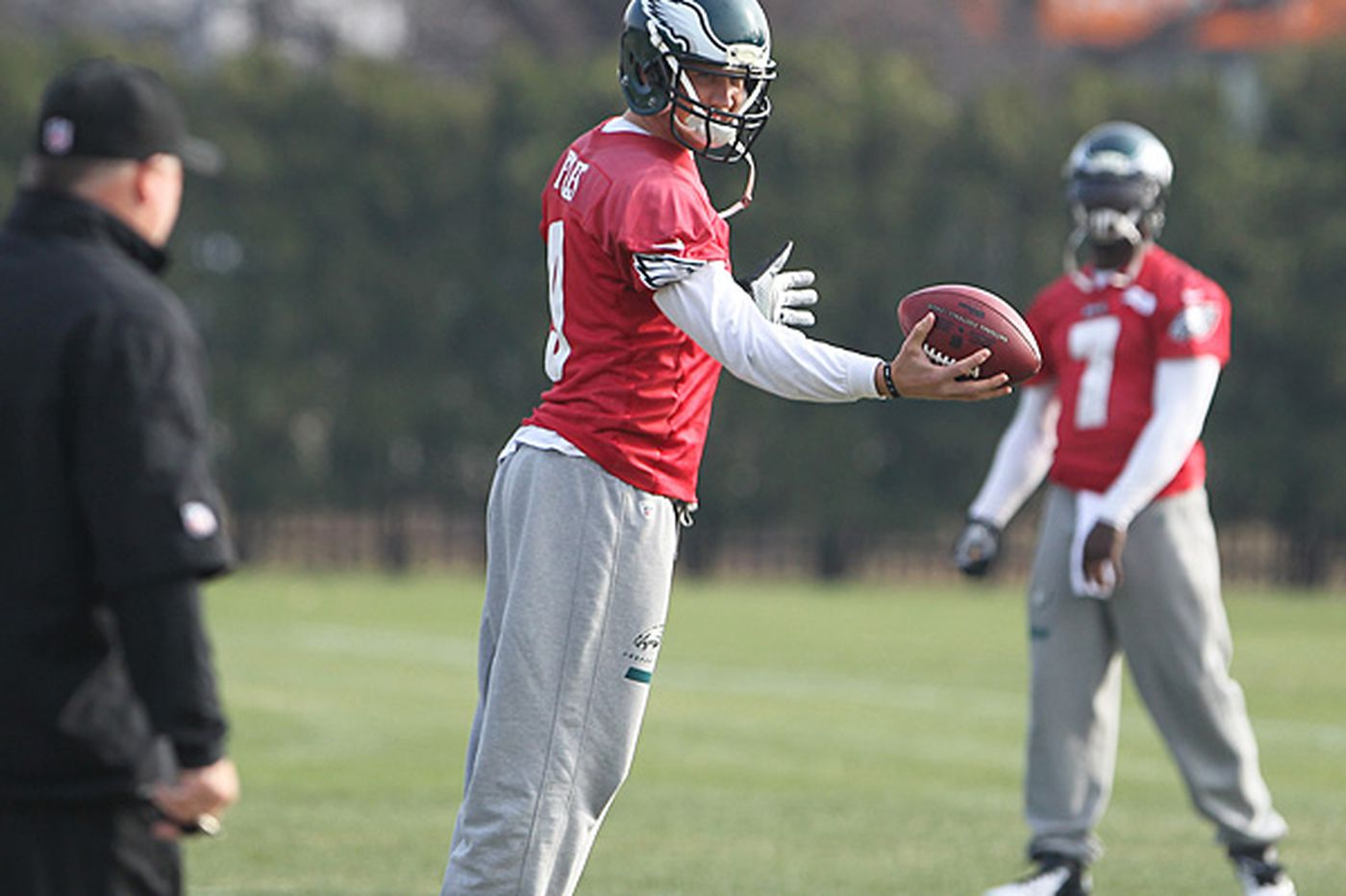 Eagles Notes: Foles is just happy to have Kelly's backing
