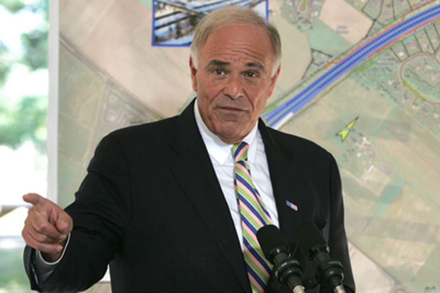 Rendell calls bid to curb guns in Pennsylvania 'a lost cause'