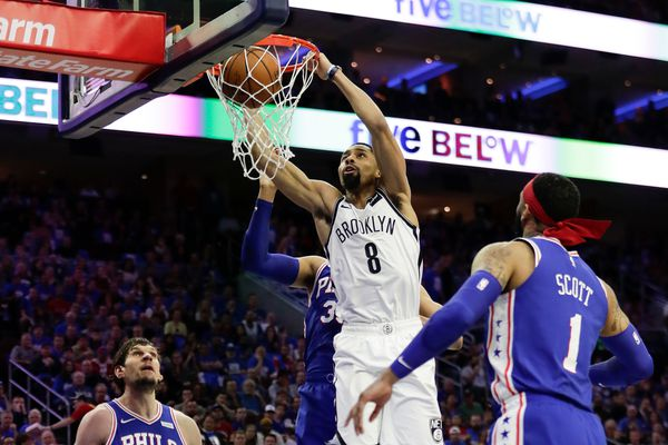 Sixers couldn't stop the Nets off the dribble during Game 1 playoff loss