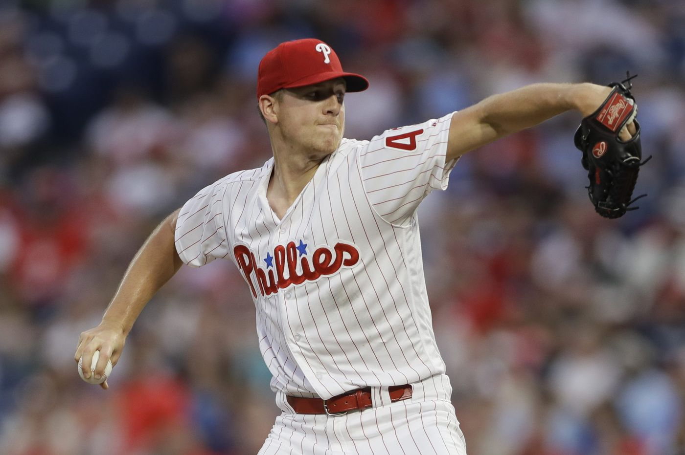 Phillies starter Nick Pivetta gives Cardinals a glimpse of his improvement | Extra Innings