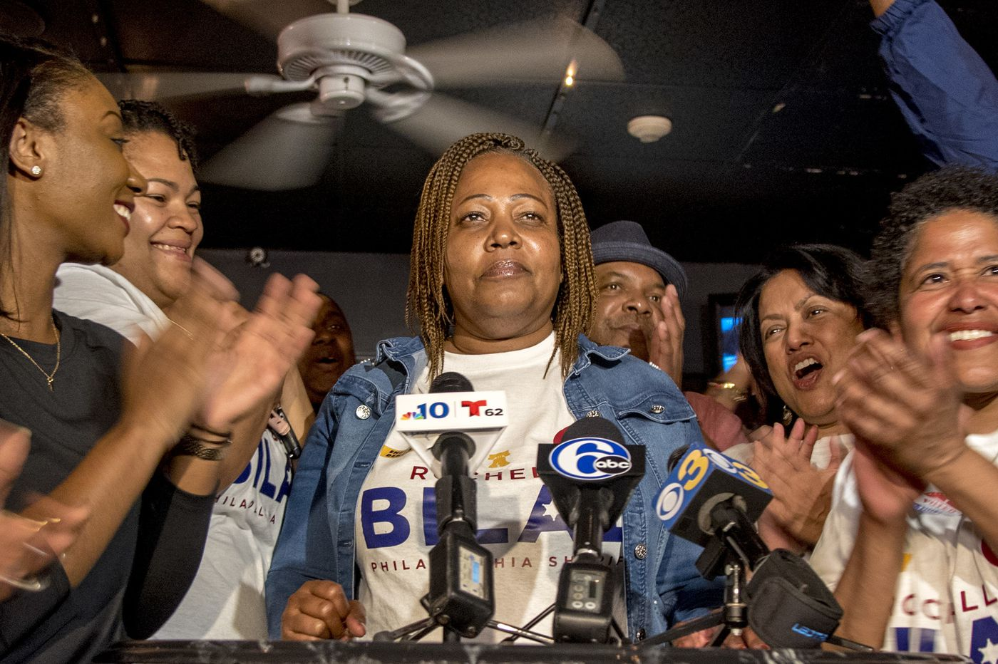 Rochelle Bilal wins primary election for Philadelphia sheriff in upset of Jewell Williams
