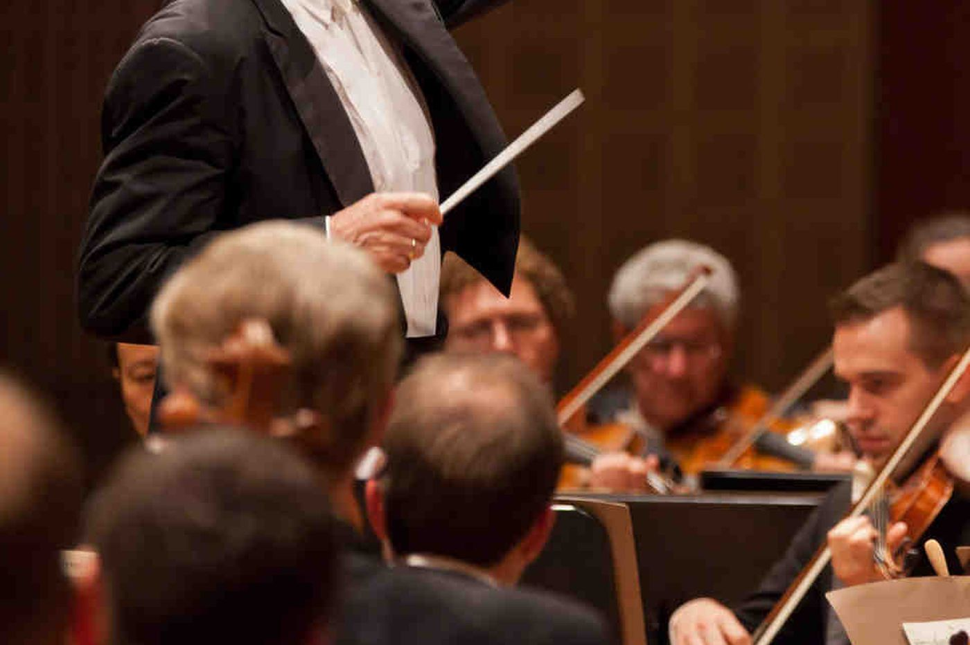 Pass the baton: Philadelphia Orchestra, Chicago Symphony cross paths