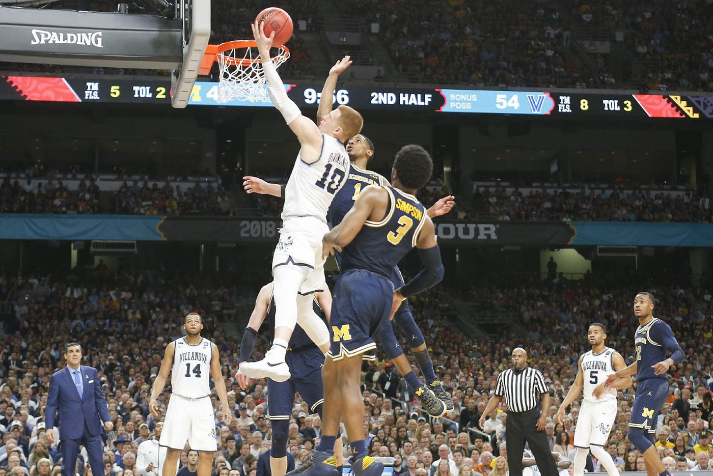 Villanova's Donte DiVincenzo is NCAA championship game star with record 31 points | Marcus Hayes