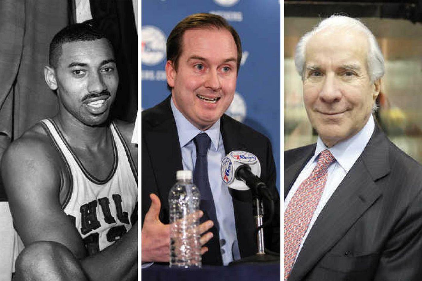 Rename Wells Fargo Center for Sam Hinkie? Ed Snider? Here's what Philadelphians suggest | Will Bunch