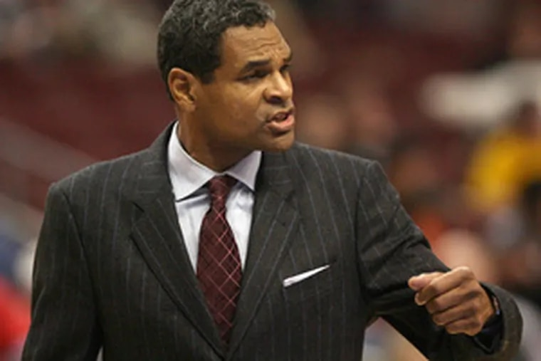 Maurice Cheeks almost always gets full effort from Sixers.