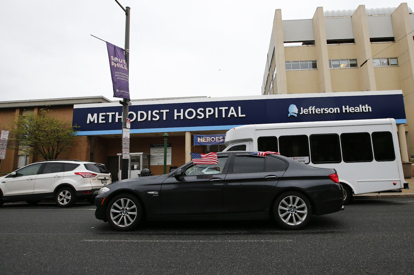Jefferson Health's expansion hits a deep pothole with large COVID-19 loss