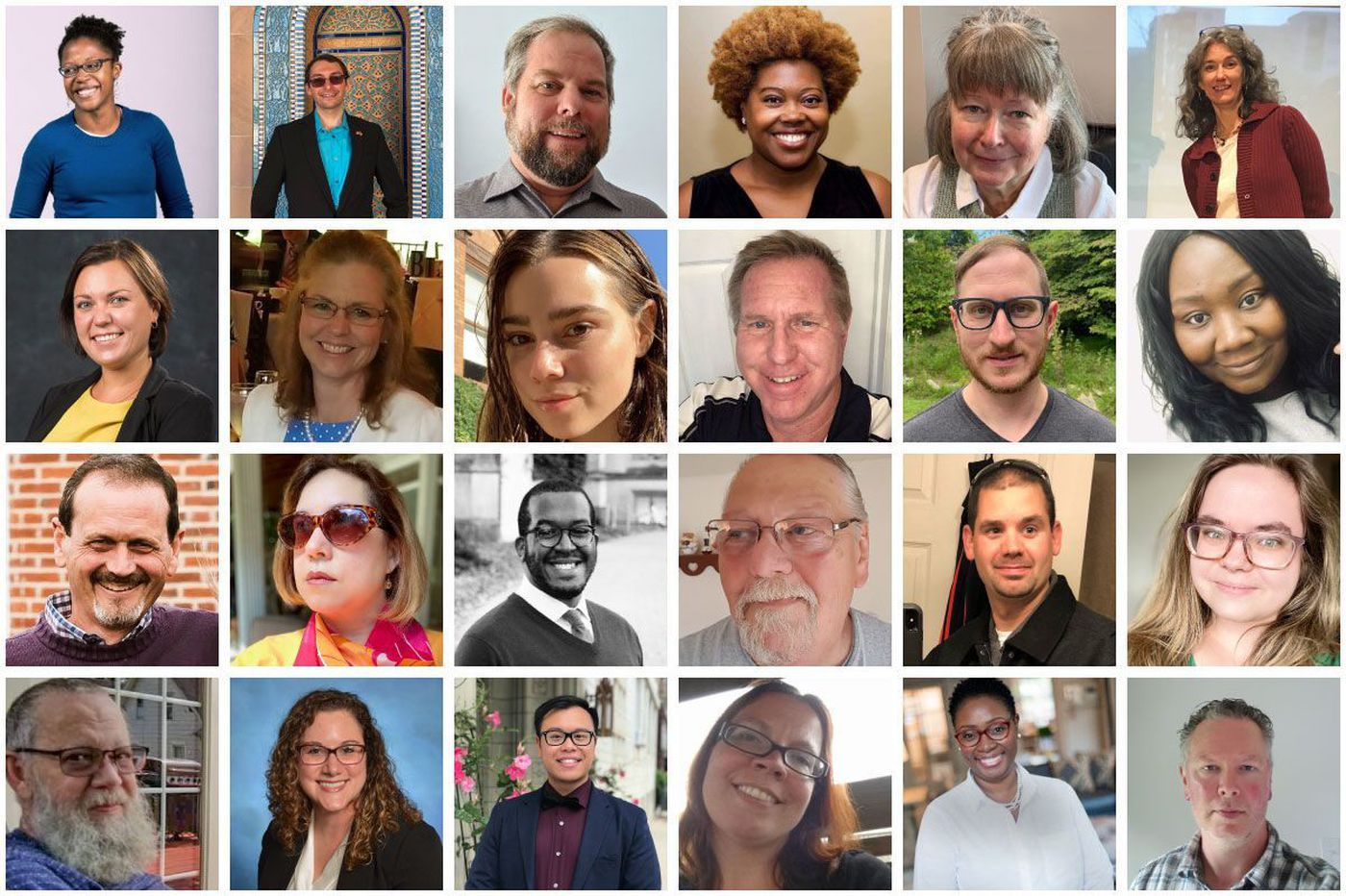 Meet 24 Pennsylvania voters who will help inform our 2020 election coverage
