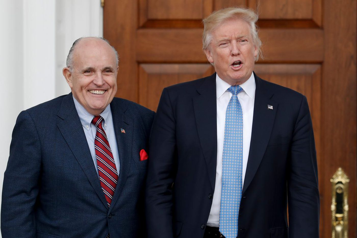 Rudy Giuliani: Inspiration for a new get-'er-done attitude?   Baer