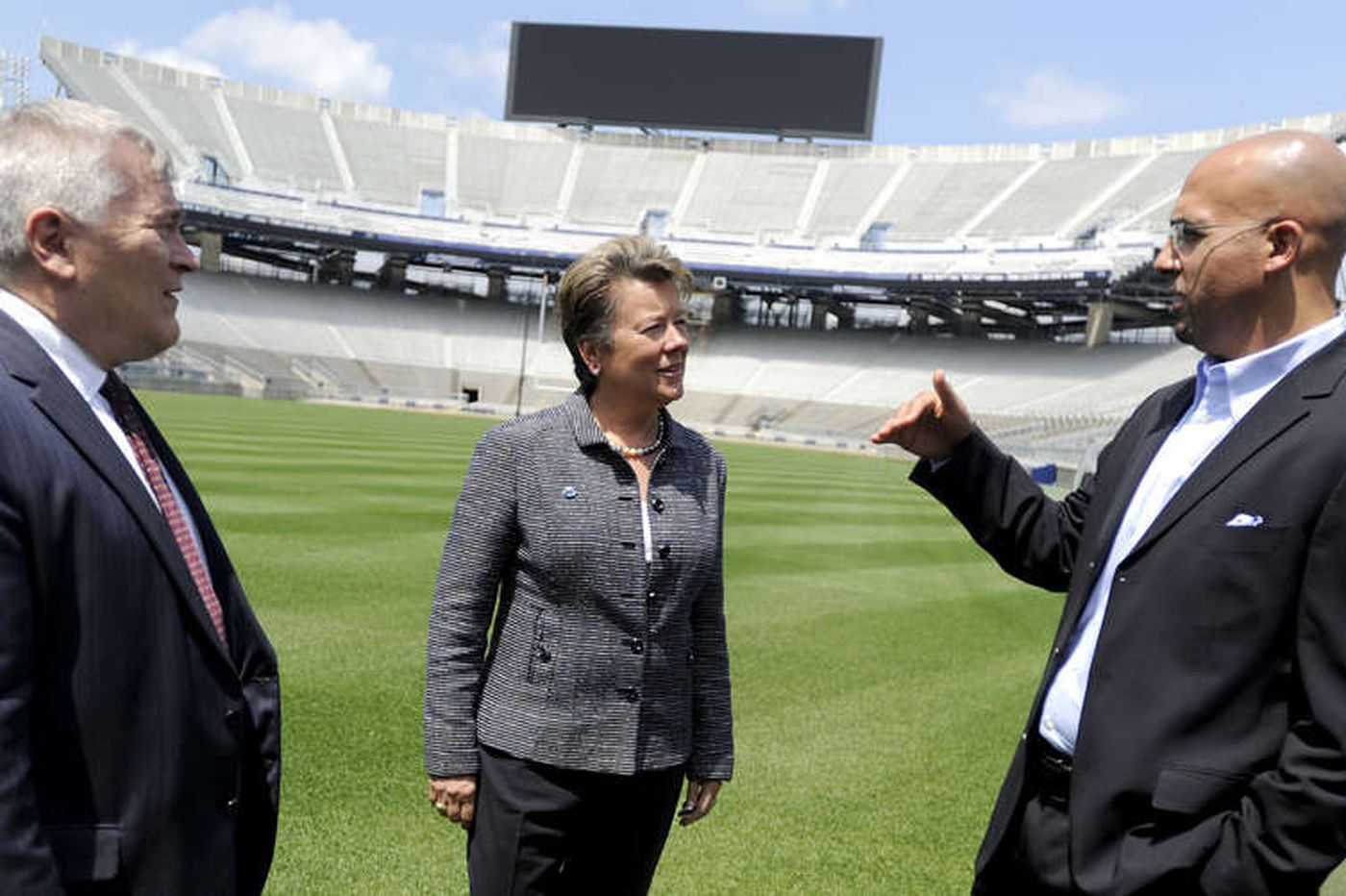 Penn State athletics VP Sandy Barbour says it's 'unclear' whether Big Ten took a vote on canceling football season