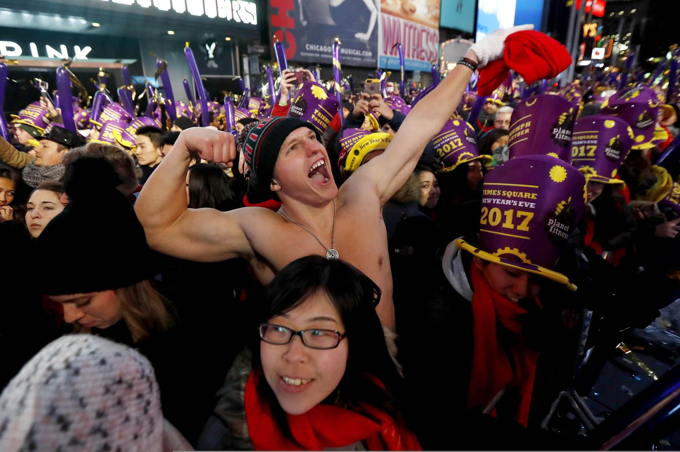 2 million in Times Square for New Year's? Experts say no way.