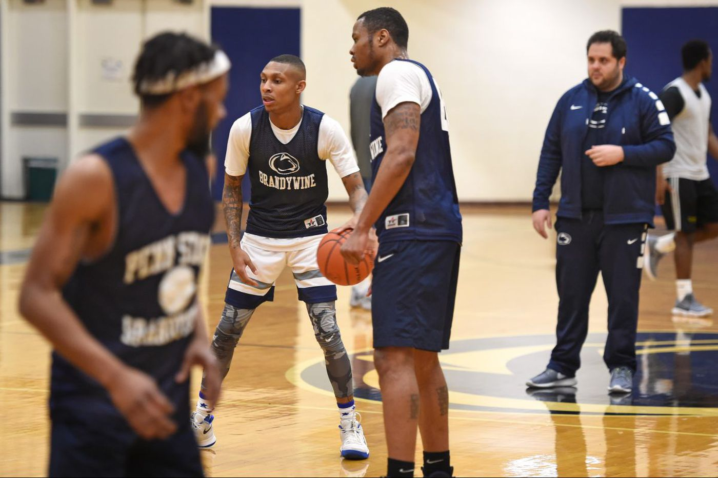 Penn State Brandywine charts its own hoops path | Mike Jensen