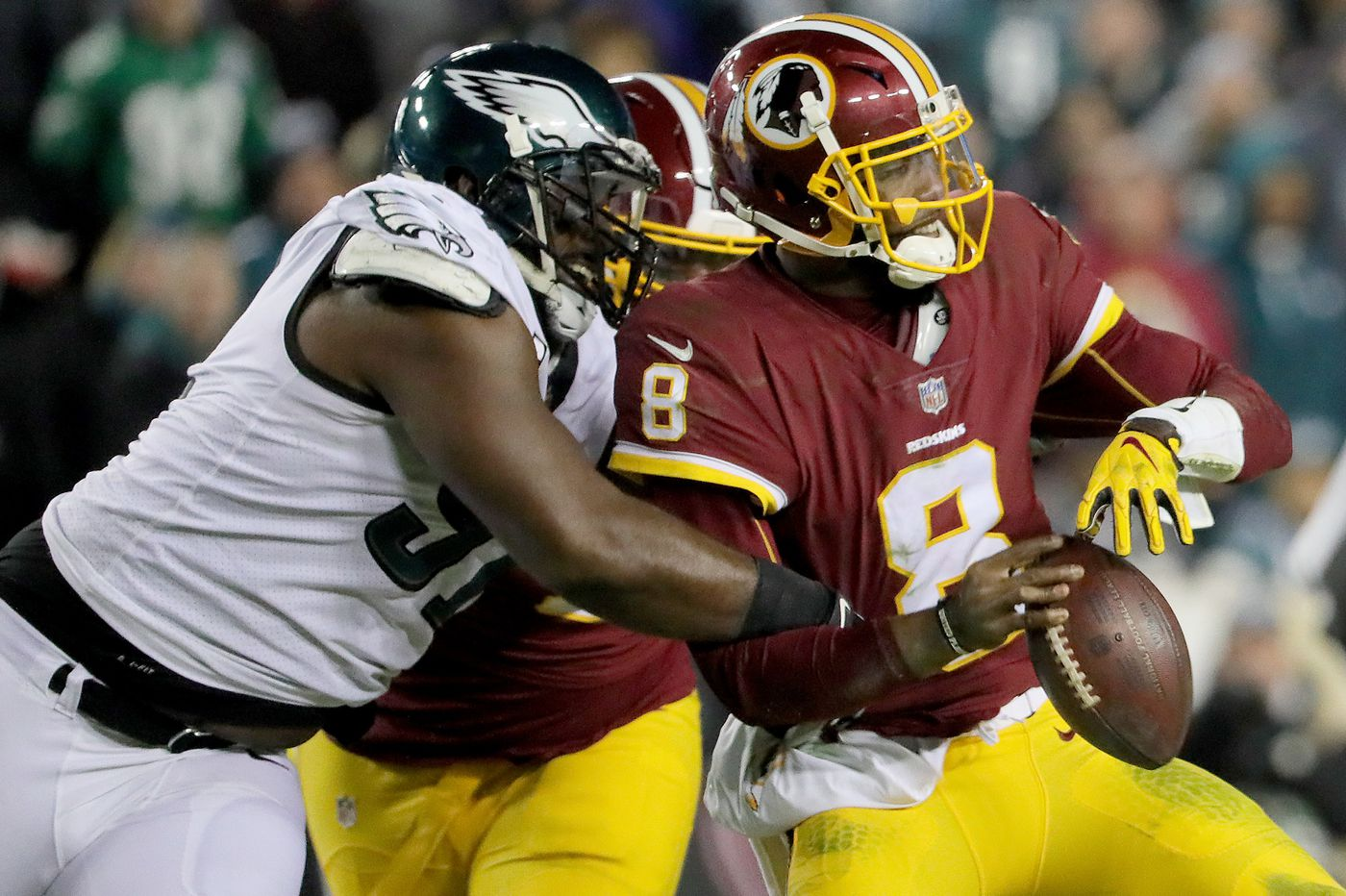 Five reasons the Eagles beat the Redskins