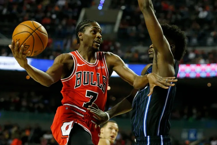 Would a player like the Bulls' Justin Holiday make sense for the Sixers right now? Probably.
