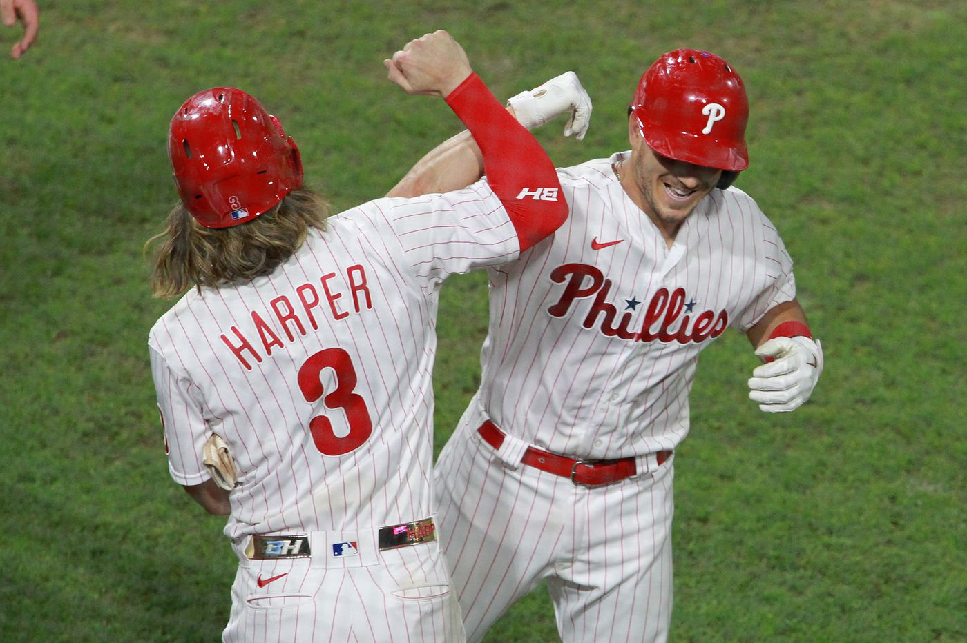 Bryce Harper DHing for Phillies on Monday night, J.T. Realmuto likely to catch Tuesday