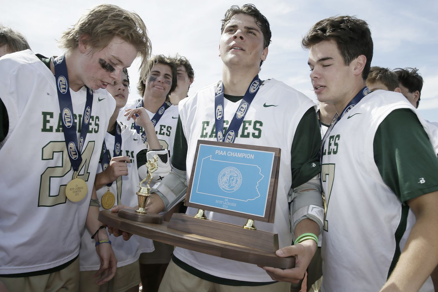 Gabe Goforth helped Bishop Shanahan capture second straight PIAA lacrosse title