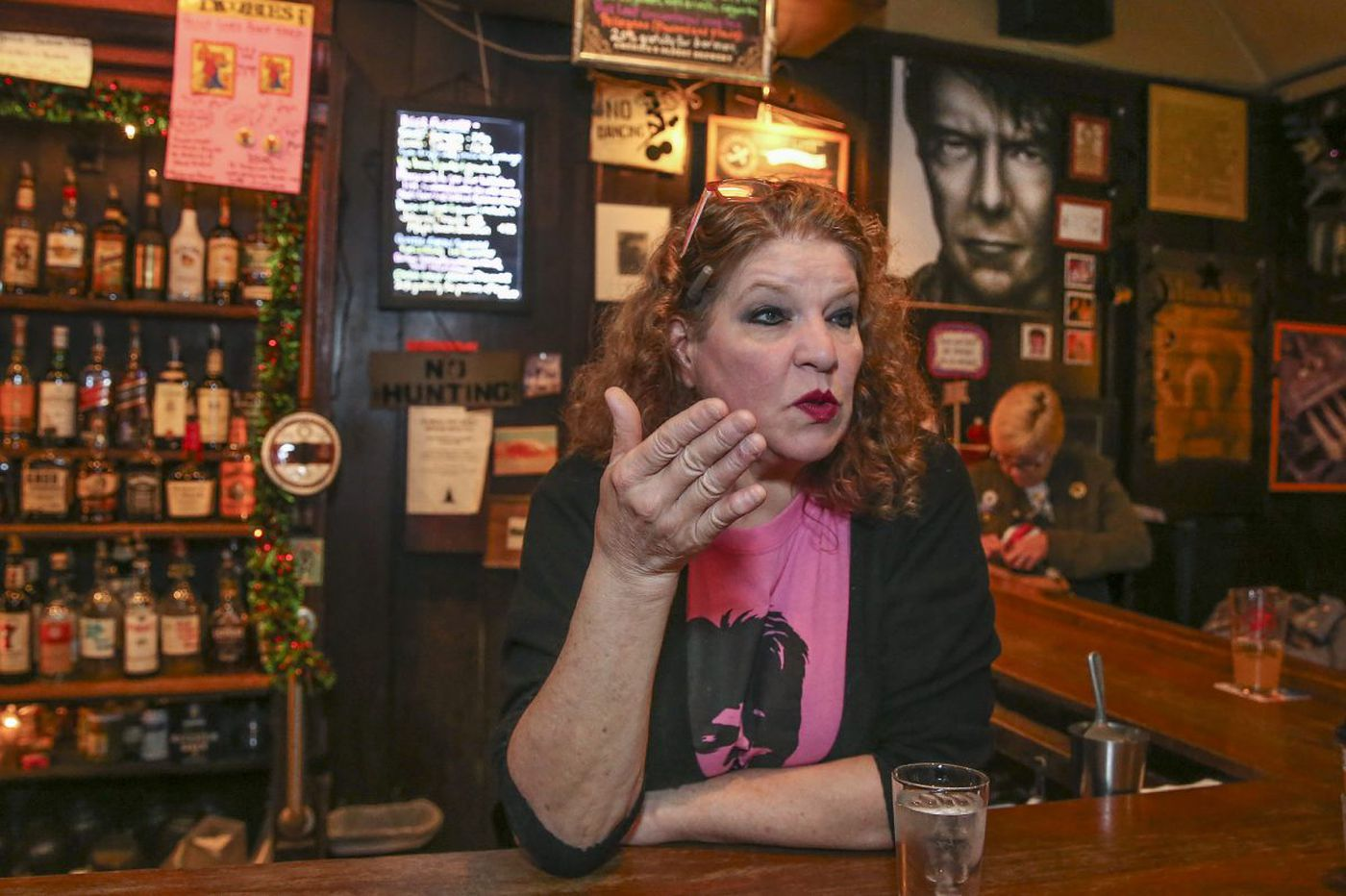 What's so great about Doobies? The Philly bar has rescued 200 cats and even more Bowie fans