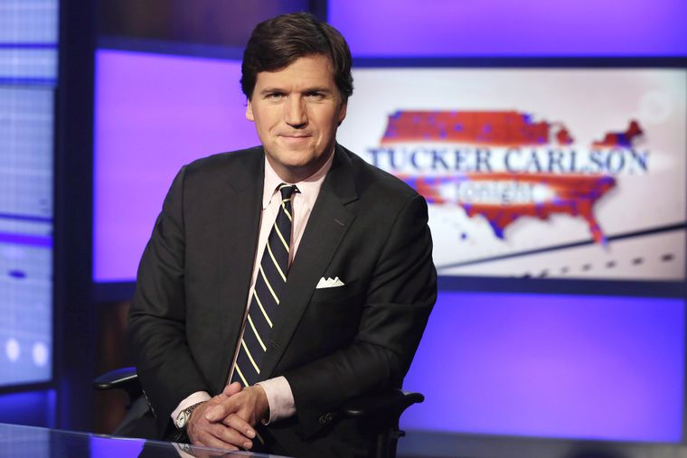 White supremacist Tucker Carlson got something right — and that's literally terrifying | Angry Grammarian