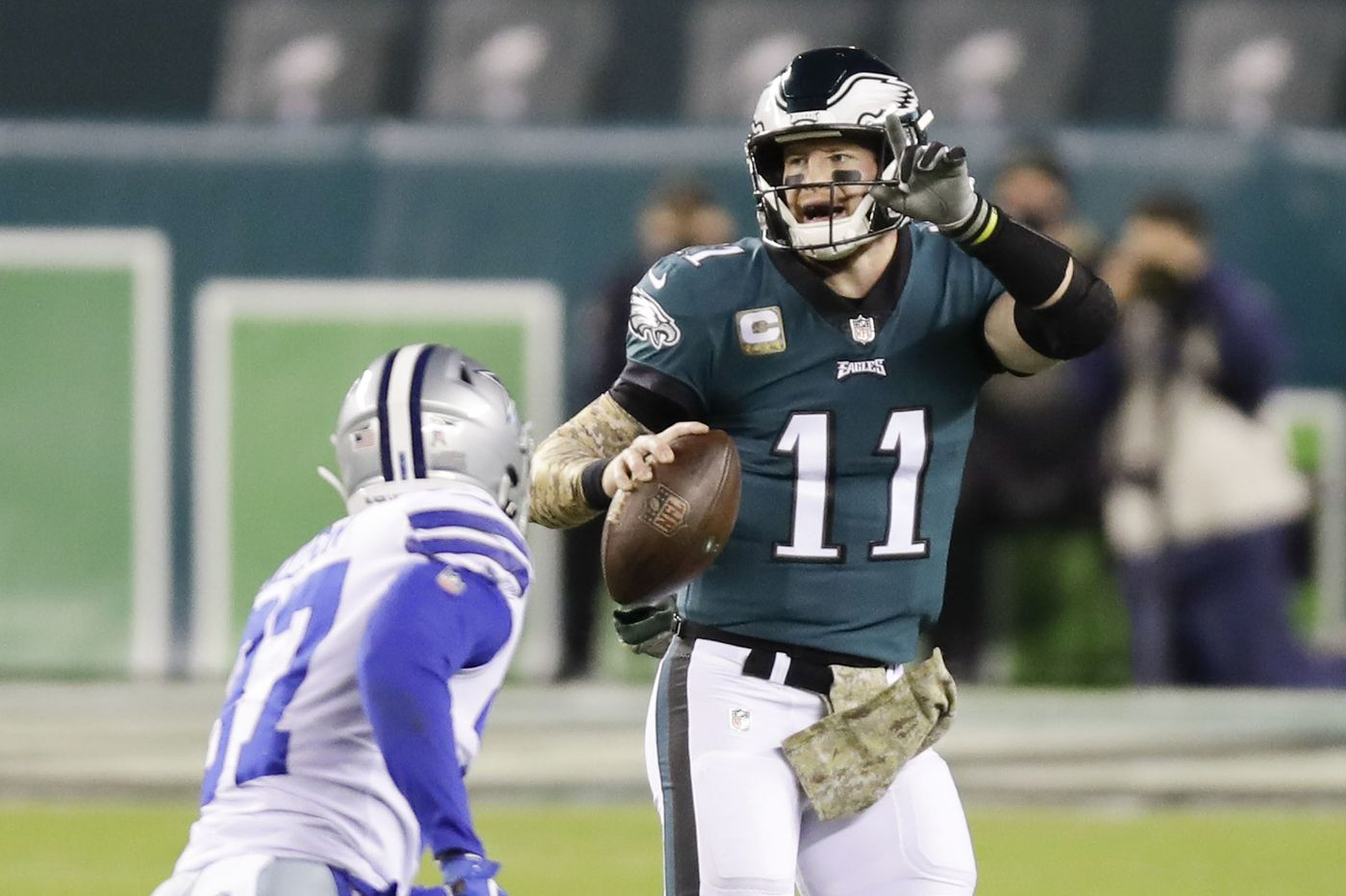 Doug Pederson says Eagles offense and Carson Wentz can still be what fans expected when season began
